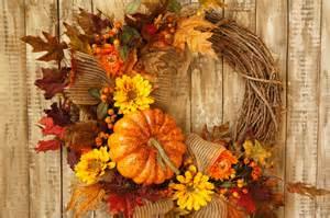 unique fall decorations unique large fall wreath pumpkin decor by festivehomedesigns
