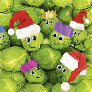 Image result for christmas sprouts