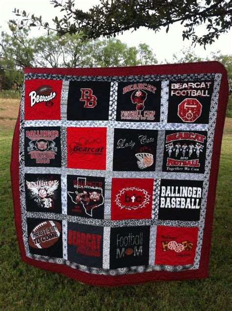 Custom Quilt Makers by T Shirt Quilt Custom Made Memory Quilt Made From 15 To 49