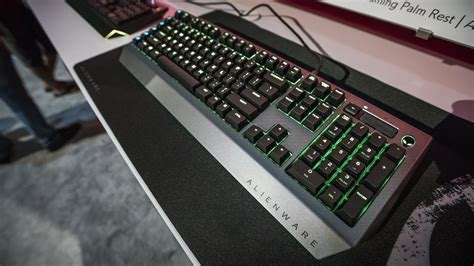 alienware makes great and expensive computers how about their keyboards and mice e3 2017