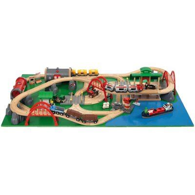 brio wooden railway system table brio wooden table kinderspell