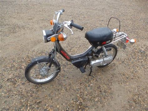 Moped Suzuki 1989 Suzuki Fa50 Moped Ncs Chip Board 2 Equip 2016