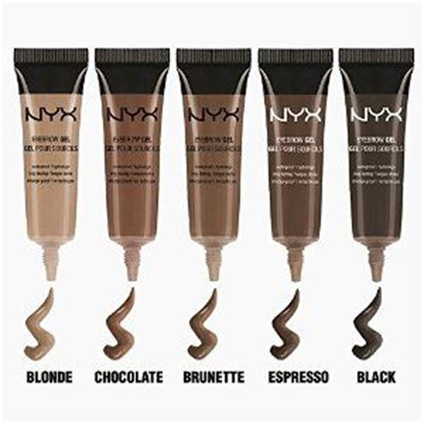 Makeup Forever Eyebrow Gel nyx eyebrow gel reviews photos ingredients makeupalley
