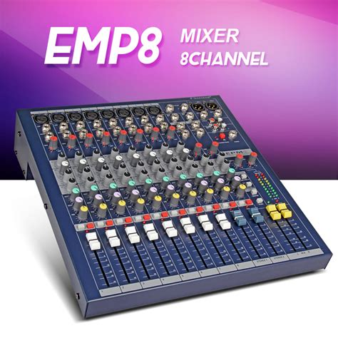 Mixer China 8 Channel buy wholesale mixer soundcraft from china mixer
