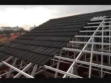 Atap Rumah Multiroof jual genteng metal berpasir harga murah cv sekar sion