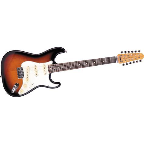 Fenstermaße by Fender Stratocaster Xii 12 String Electric Guitar