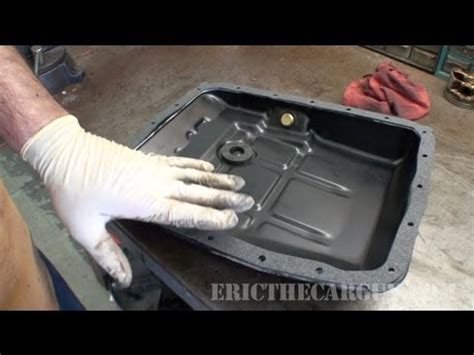 subaru forester transmission fluid change changing automatic transmission fluid and filter 1997