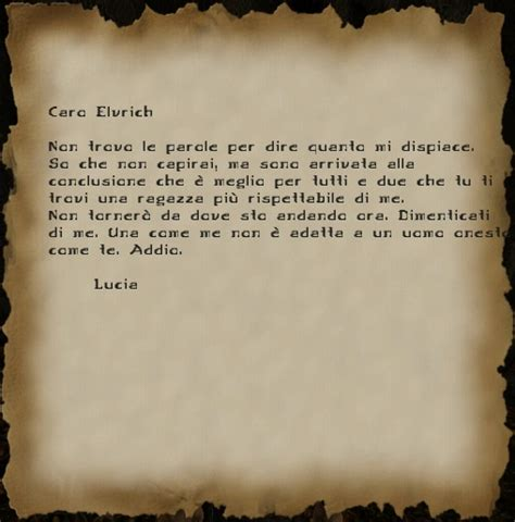 lettere di addio mio lettera di addio di lucia wiki fandom powered