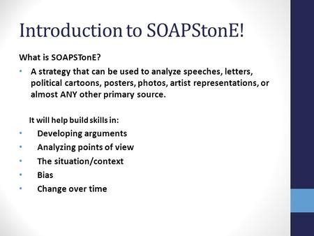 Soapstone Meaning Speaker Occasion Audience Purpose Subject Tone Ppt
