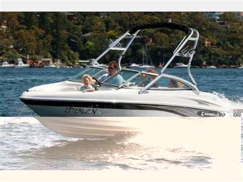 best bowrider boats under 20 feet 2008 caravelle 188 petrol boat mono hull bowrider sydney nsw
