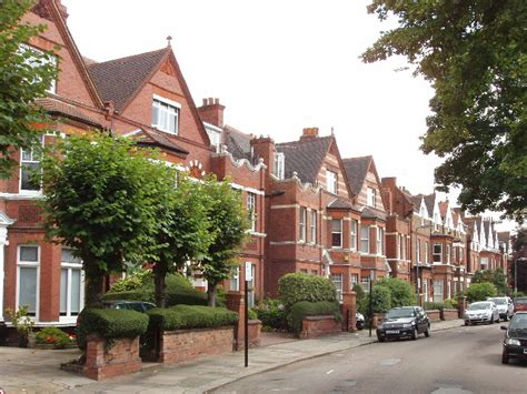 cottages in lancaster file houses in lancaster grove swiss cottage geograph