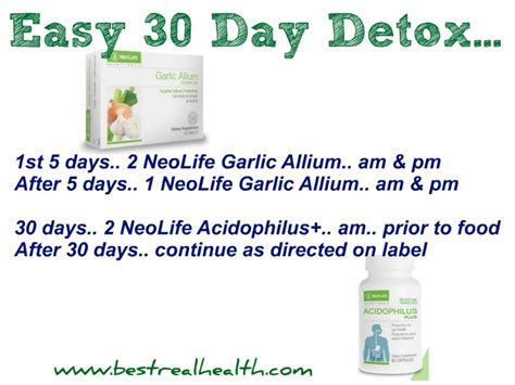 Neolife Detox by Probiotics Healthy Critters Immune Response Best