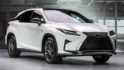 Lexus Rx 2020 by 2020 Lexus Rx 350 Release Date New Suv Price