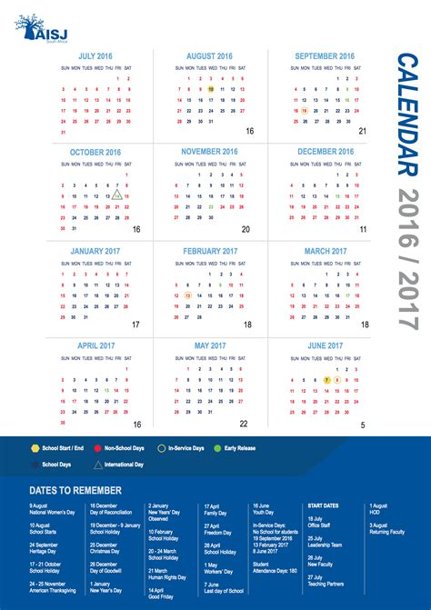2016 calendar with school terms south african provo school district calendar 2016 2017 bing