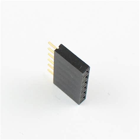 8x1 2 10pcs Sekrup Ph 10pcs 2 54mm pitch 6 pin single row header ph 8 5mm ebay