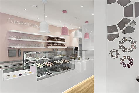 Cupcake Shop Interior Design by Boutique Honor 233 253 Rue Honor 233 75001
