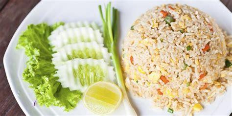 membuat nasi goreng enak sederhana resep cara membuat nasi goreng spesial dan rumahan yang