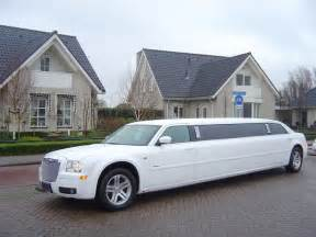 chrylser limo peterborough prestige classic wedding cars