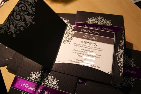 Wedding Invitation Card Pakistan by Traditional Wedding Invitation 4