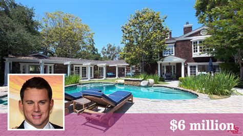 channing tatum house channing tatum lands 90210 house with hollywood history la times