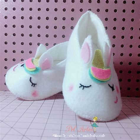 imagenes de dulceros navideños para niños de preescolar moldes para hacer zapatos de unicornio en fieltro para