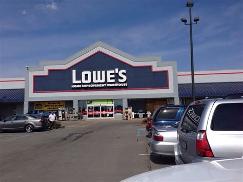 lowe s home improvement warehouse of big flats building
