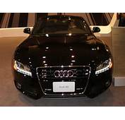 2009 Black Audi A5 FrontJPG  Wikimedia Commons