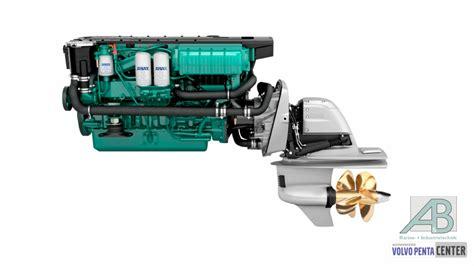 volvo penta d6 volvo penta d6 400 mit dph aquamatic evc ec diesel a