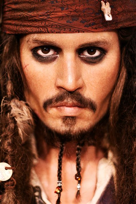 how to create a captain jack sparrow pirate costume depp thoughts by captain jack sparrow