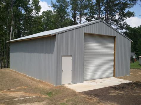 Unique Garages by Custom Metal Solutions 187 Pole Barns
