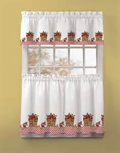 apple curtains for kitchen kitchen curtain design photos