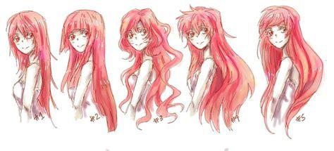 anime hairstyles long anime long hair anime manga gameing pinterest anime