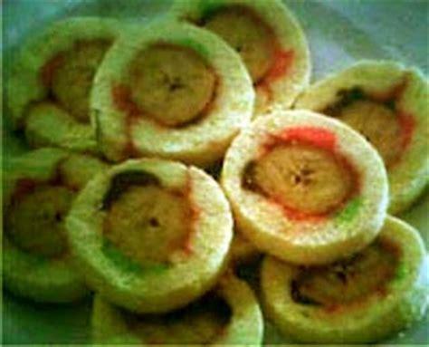Bolu Gulung Buah Prima Rasa resep bolu gulung kukus pisang aneka resep masakan