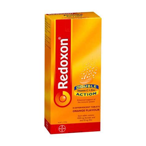 buy orange 30 tablets by redoxon