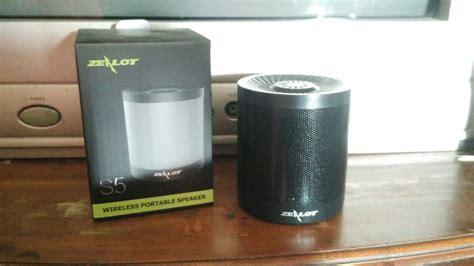 Speaker Bluetooth Di Indonesia zealot s5 speaker bluetooth harga murah kualitas lumayanlah androbuntu