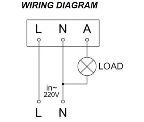 how to wire a day switch diagram 12v day