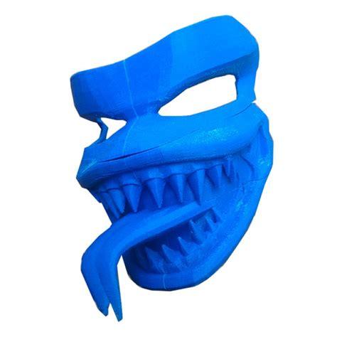 printable venom mask 3d printable venom mask full scale by fasya daud