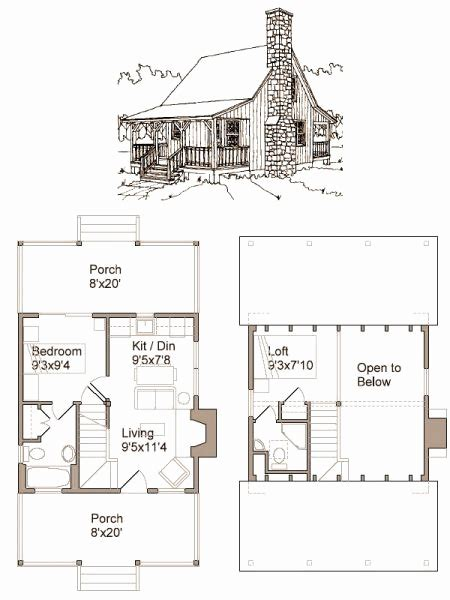 small cabin floor plans free 97 tiny house floor plans 8x20 free tiny house floor