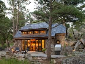 colorado home plans small stone cottage reminding of the hobbit digsdigs