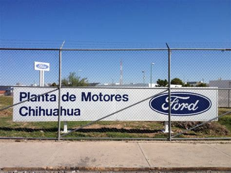 ford  announce  investment  mexico   anniversary  truth  cars