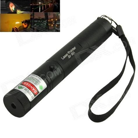 Green Laser Pointer Free Battery Rechargeable Charger jd 301 green laser pointer pen w charger black 1 18650 free shipping dealextreme