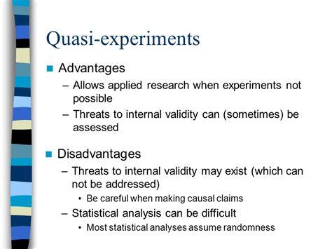 quasi design meaning non experimental designs developmental designs small n