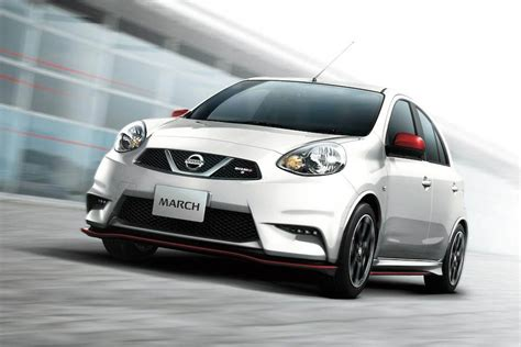 Lu Led Mobil Terbaru nissan march nismo revealed pictures evo