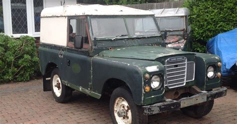 land rover series iii 88 ex military ex military for sale landrover defender land rover series 3 ex military swb