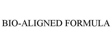 biography formula bio aligned formula trademark of threshold enterprises