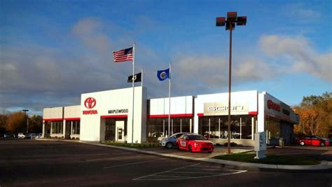 Toyota In Maplewood Mn Maplewood Toyota New Toyota Dealership In Maplewood Mn