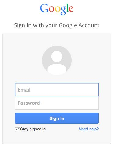 google gmail email account login page image gallery log into gmail