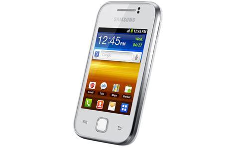 Hp Samsung Galaxy You spesifikasi lengkap samsung galaxy y s5360 spesifikasi