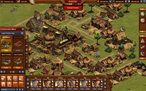 strategy game layout forge of empires jouer au jeu forge of empires