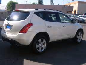 2005 Nissan Murano S 2005 Nissan Murano Related Infomation Specifications